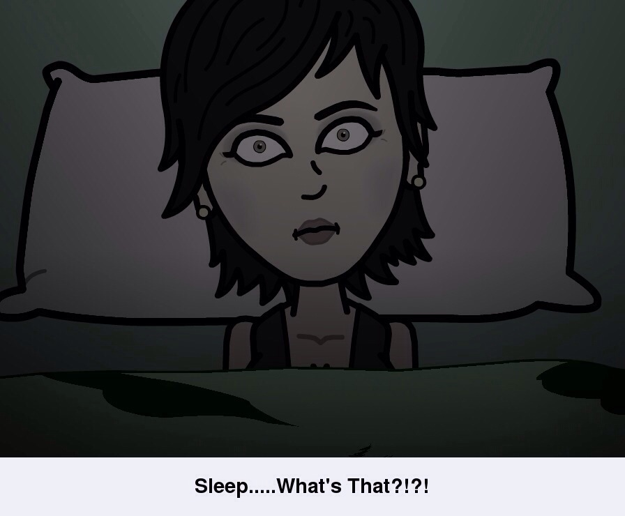 Sleep...What's That? (1/2)